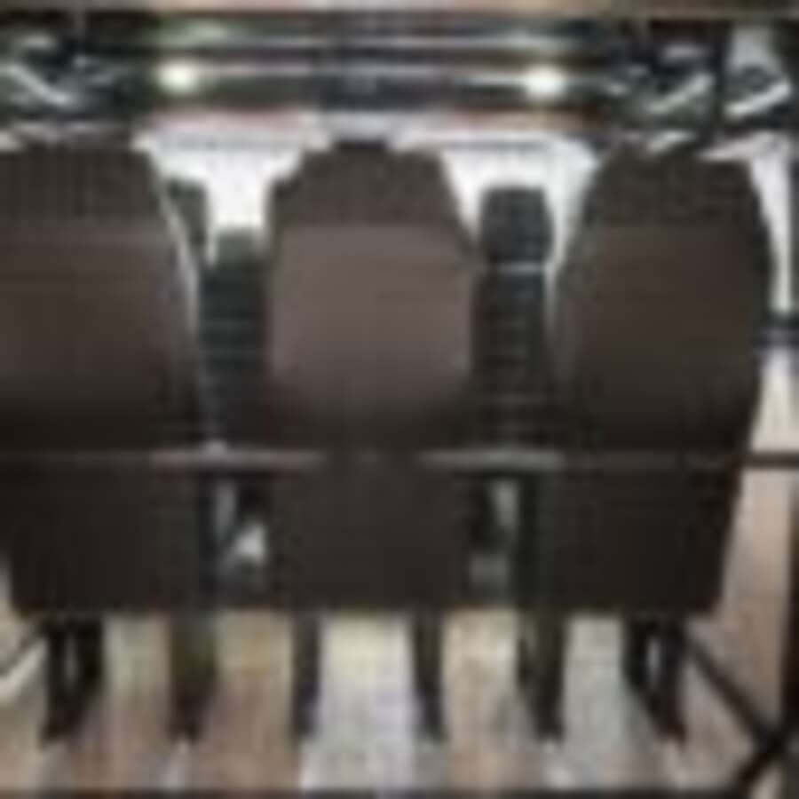 van seats for crew cab conversions