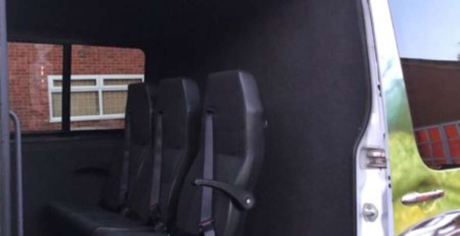 aftermarket van seats